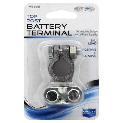 Custom Accessories Battery Terminal, Top Post