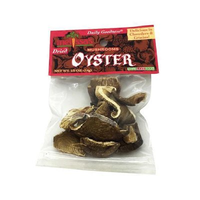 Melissa's Good Lifef Food Dried Oyster Mushrooms