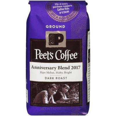 Peet's Coffee Anniversary Blend 2017 Dark Roast Coffee