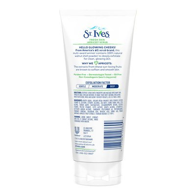 St. Ives Face Scrub Apricot