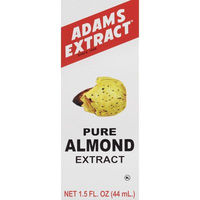 Adams Extract Pure Almond Extract