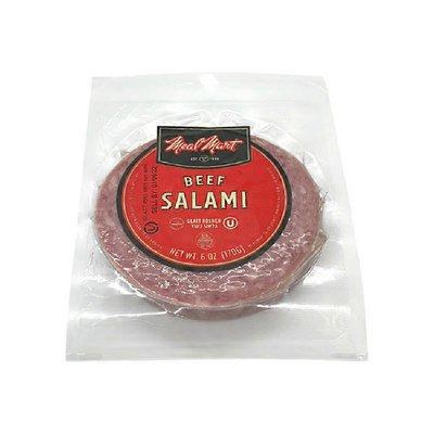 Meal Mar Salami, Beef, Sliced