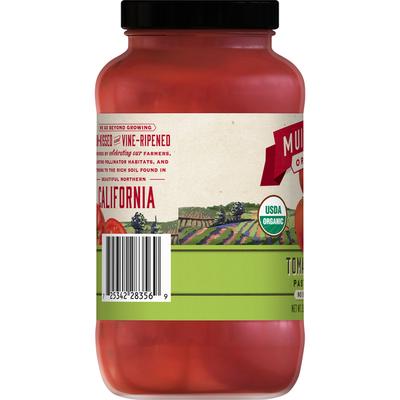 Muir Glen Pasta Sauce, Tomato Basil