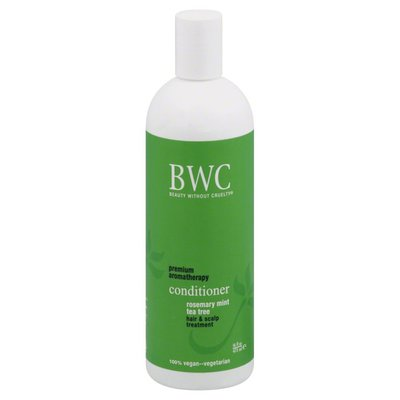 Beauty Without Cruelty Conditioner, Rosemary Mint Tea Tree