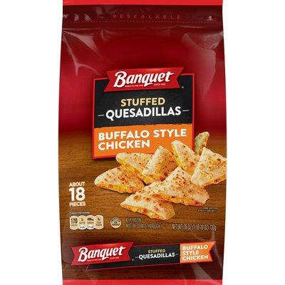 Banquet Buffalo Chicken Quesadilla