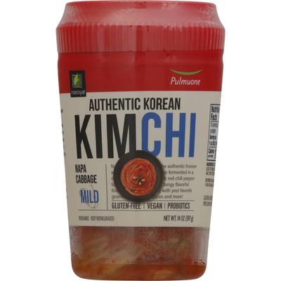 Nasoya Kimchi, Napa Cabbage, Mild