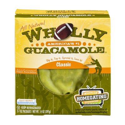Wholly Guacamole Classic - 2 CT