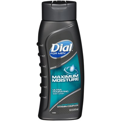 Dial for Men Body Wash, Maximum Moisture