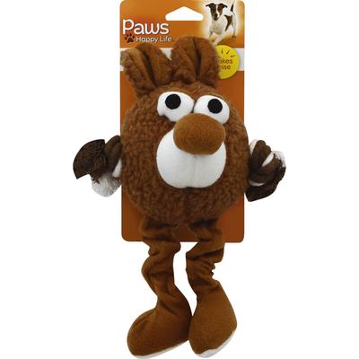 Paws Happy Life Plush Dog Toy