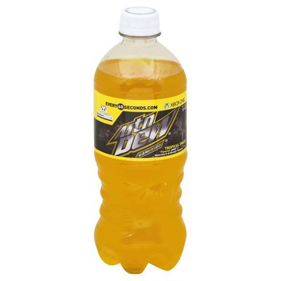 Mountain Dew Soda, Tropical Smash Flavored