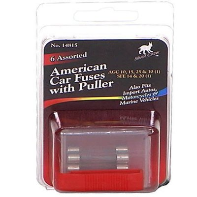 Handy Solutions American Car Fuses with Puller