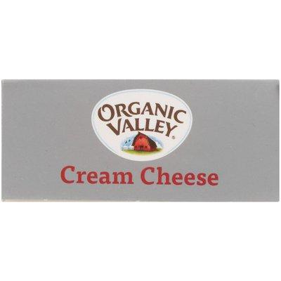 Organic Valley Organic Cream Cheese Block