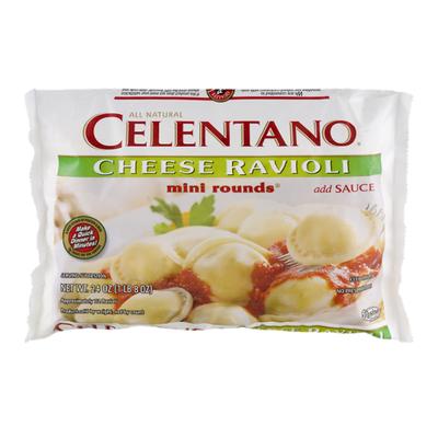 Rosina Cheese Ravioli, Mini Rounds