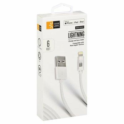 Case Logic 6 Ft Lightning To Usb Cable
