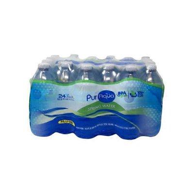 PurAqua Natural Spring Water
