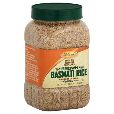 Roland Foods Brown Basmati Rice