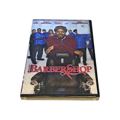 20th Century Fox Home Entertainment Barbershop DVD