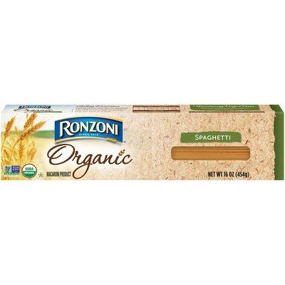 Ronzoni Organic Spaghetti