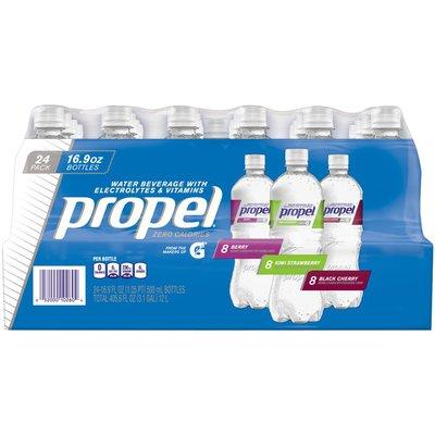 Propel Berry/Kiwi Strawberry/Black Cherry with Electrolytes & Vitamins Water Beverage