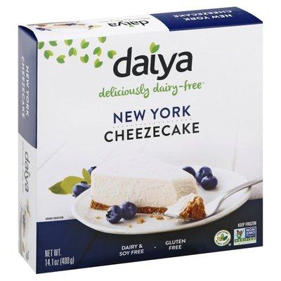 Daiya Free New York Cheesecake