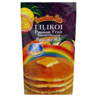 Hawaiian Sun Pancake Mix, Lilikoi, Bag