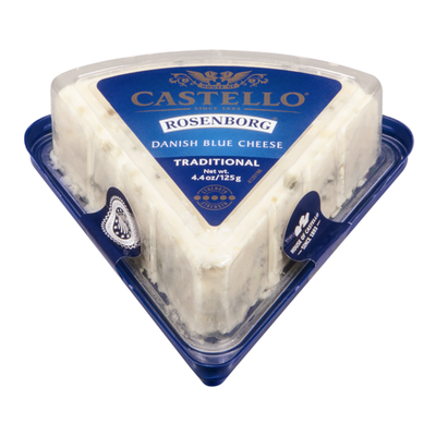Castello Traditional Blue Wedge