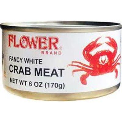 Flower Fancy Crab Meat