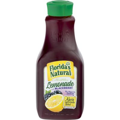 Florida's Natural Lemonade With Blackberry