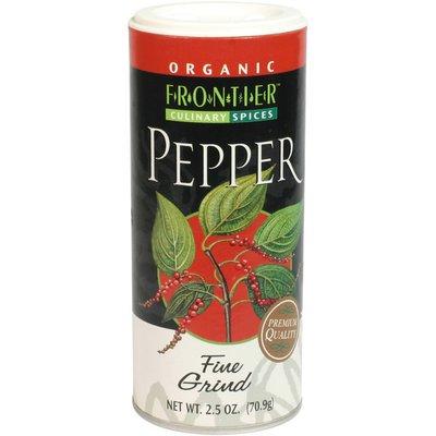 Frontier Co-op Pepper Fine Grind