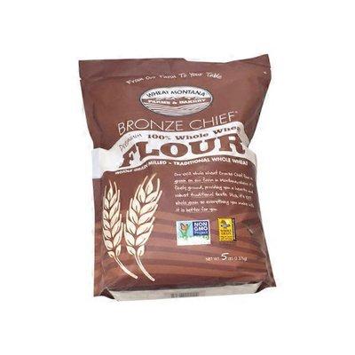 Wheat Montana Bronze Chief Whole Wheat Flour
