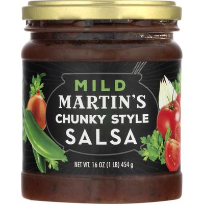 Martin's Salsa, Mild