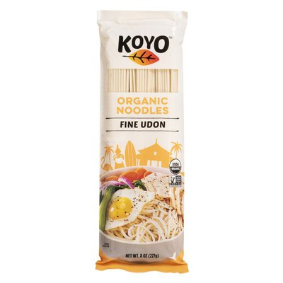 Koyo Organic Fine Udon Noodles