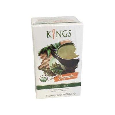 Kings Green Tea