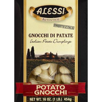 Alessi Gnocchi, Potato
