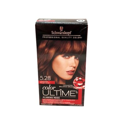Schwarzkopf Cocoa Red Ultime Hair Color Cream