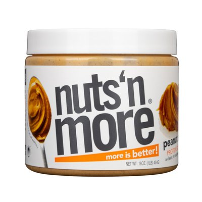 Nuts 'N More High Protein Peanut Butter