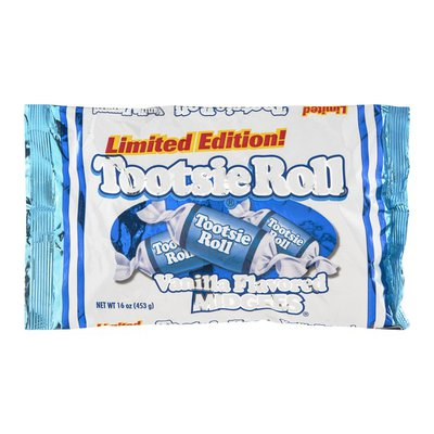 Tootsie Roll Midgees Vanilla Flavored Limited Edition