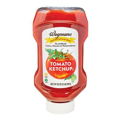 Wegmans Food You Feel Good About Tomato Ketchup