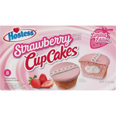 Hostess Strawberry CupCake Multi-Pack