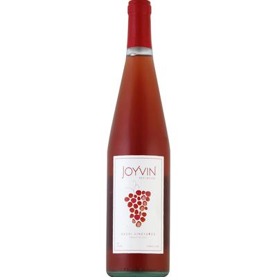 Joyvin Red, Rashi Vineyards