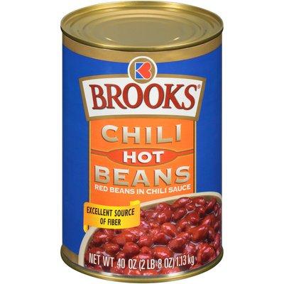 Brooks Chili Hot Beans