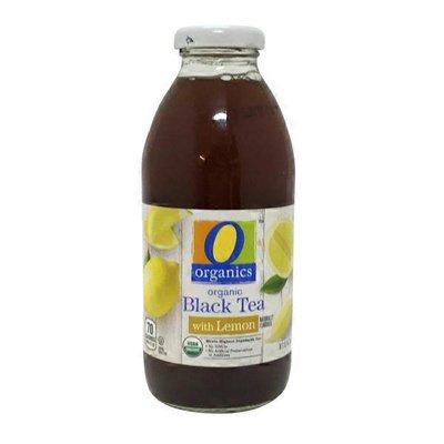 O Organics Black Iced Tea With Lemon
