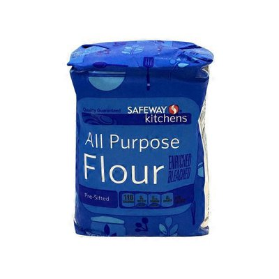 Signature Kitchens Bleached Enriched Pre-sifted All Purpose Wheat Flour