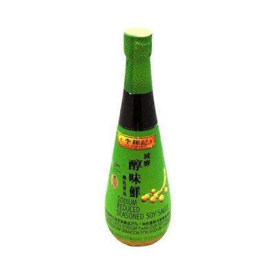 Lee Kum Kee Low Sodium Seasoned Soy Sauce