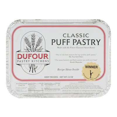 Dufour Pastry Kitchens Puff Pastry, Classic