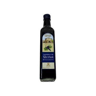 Unio Bittersweet Merlot Wine Vinegar