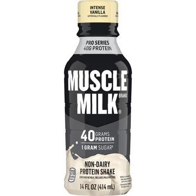 CytoSport Muscle Milk Protein Shake, Non Dairy, Intense Vanilla