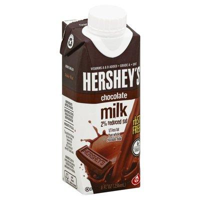 Hershey Milk, 2% Reduced Fat, Chocolate