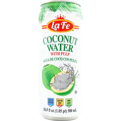 La Fe Coconut Water With Pulp