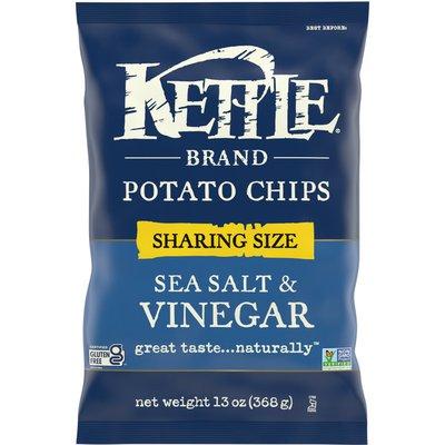 Kettle Brand® Sea Salt & Vinegar Kettle Potato Chips